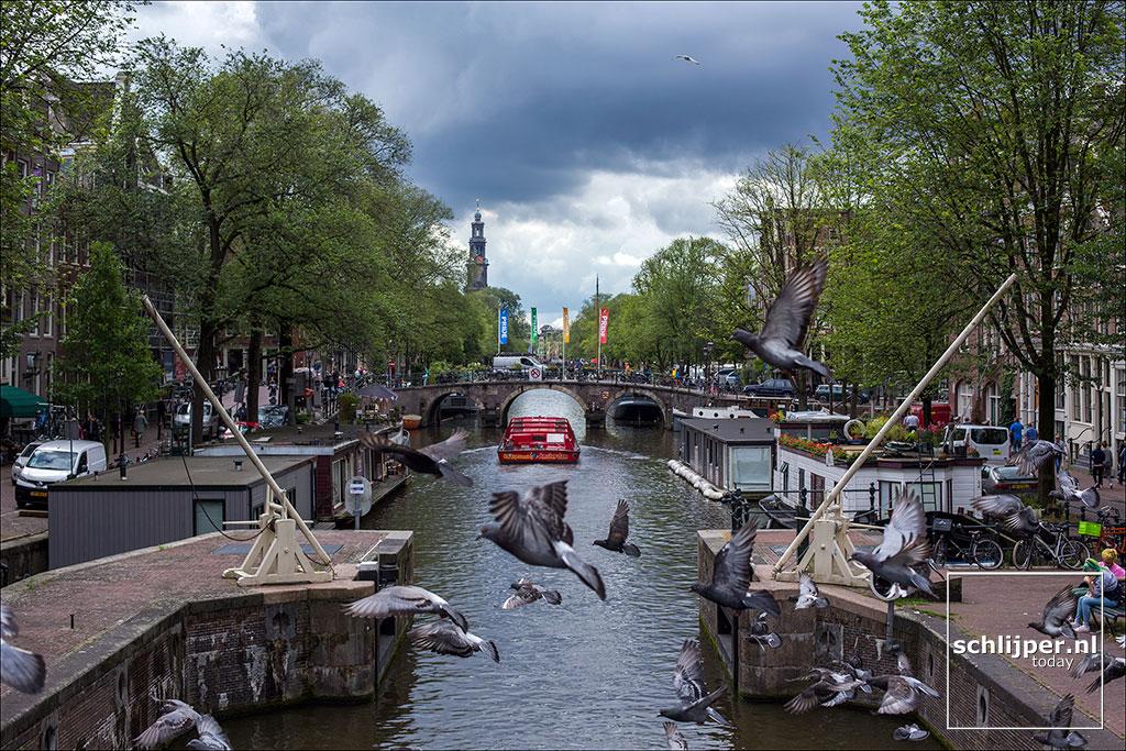 Nederland, Amsterdam, 24 juli 2017