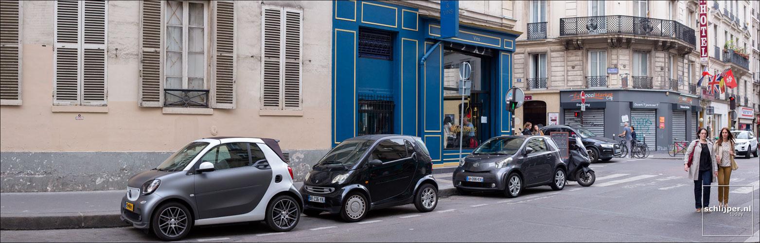Frankrijk, Parijs, 28 juli 2017