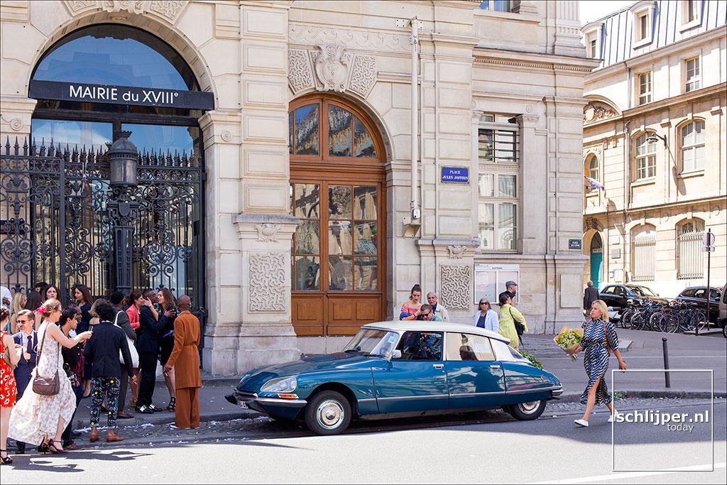 Frankrijk, Parijs, 29 juli 2017