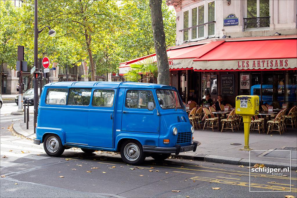 Frankrijk, Parijs, 30 juli 2017