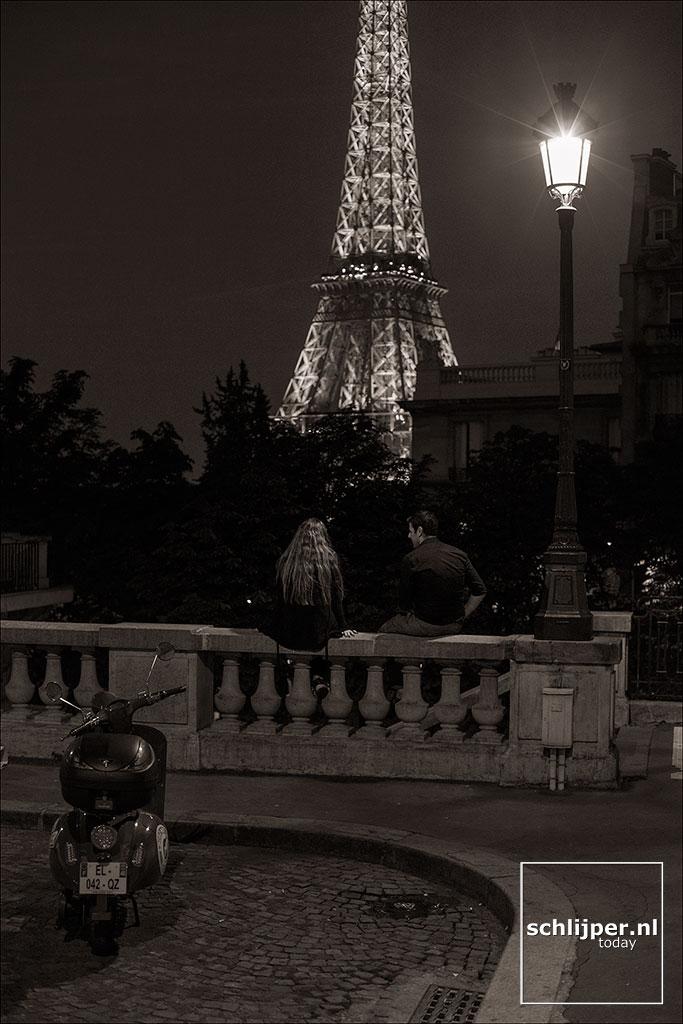 Frankrijk, Parijs, 1 augustus 2017