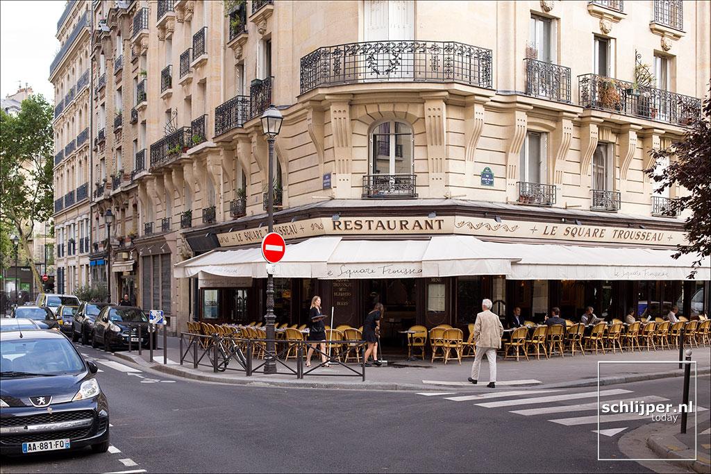 Frankrijk, Parijs, 2 augustus 2017
