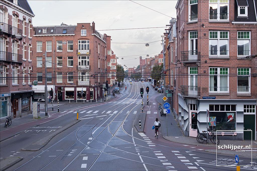 Nederland, Amsterdam, 8 augustus 2017