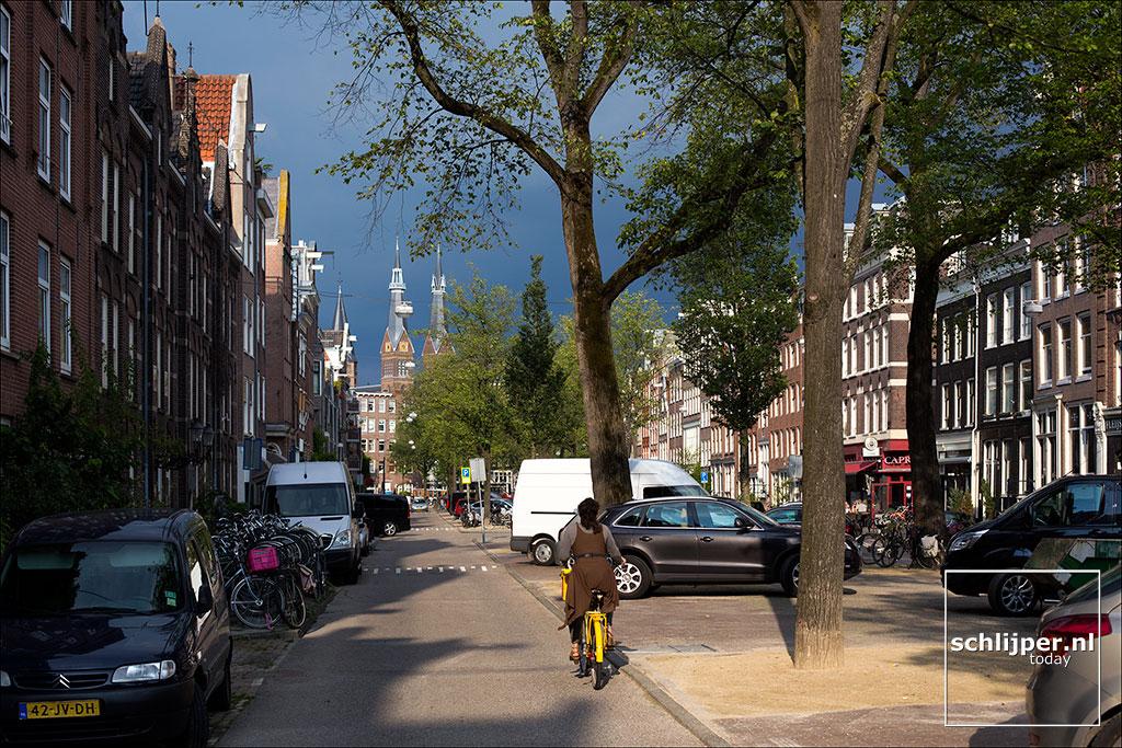 Nederland, Amsterdam, 9 augustus 2017
