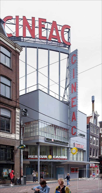 Nederland, Amsterdam, 10 augustus 2017