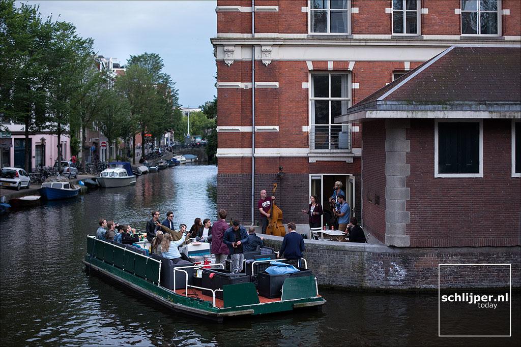Nederland, Amsterdam, 11 augustus 2017