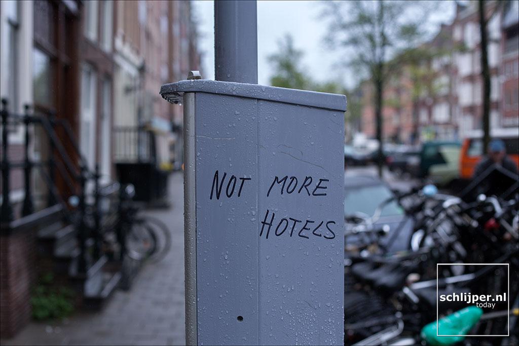 Nederland, Amsterdam, 12 augustus 2017