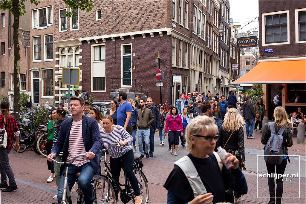 Nederland, Amsterdam, 13 augustus 2017