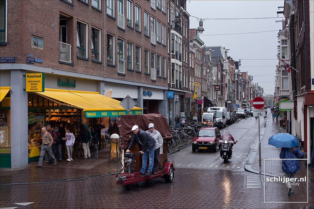Nederland, Amsterdam, 15 augustus 2017