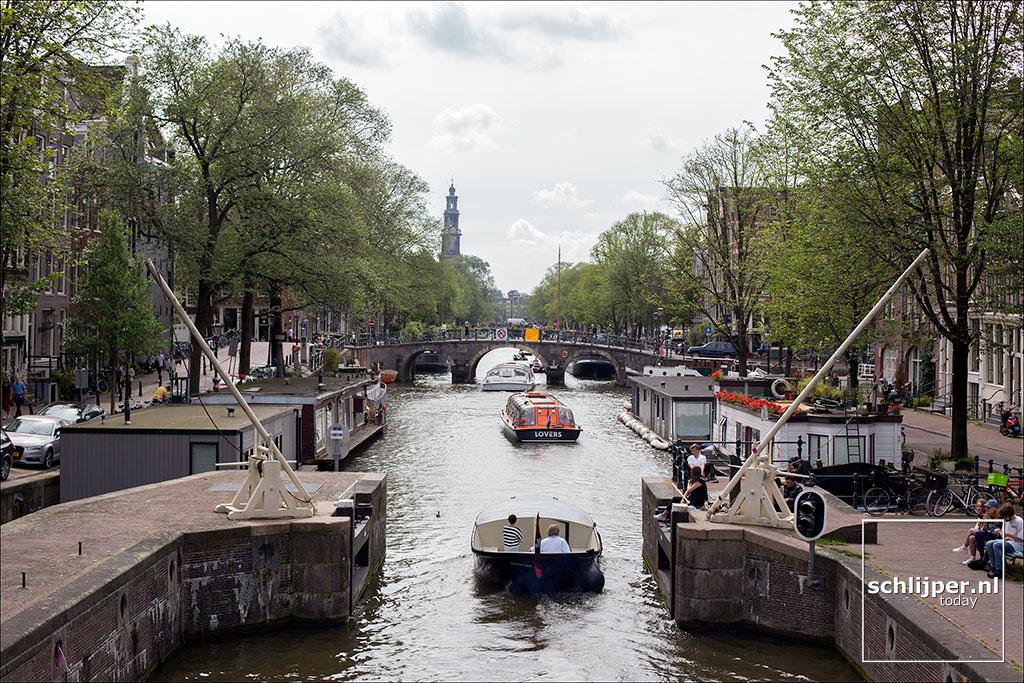 Nederland, Amsterdam, 16 augustus 2017