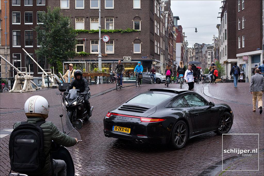 Nederland, Amsterdam, 17 augustus 2017