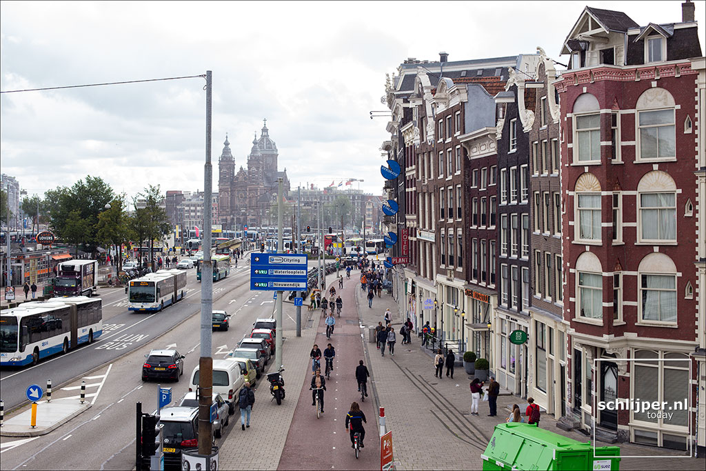 Nederland, Amsterdam, 19 augustus 2017