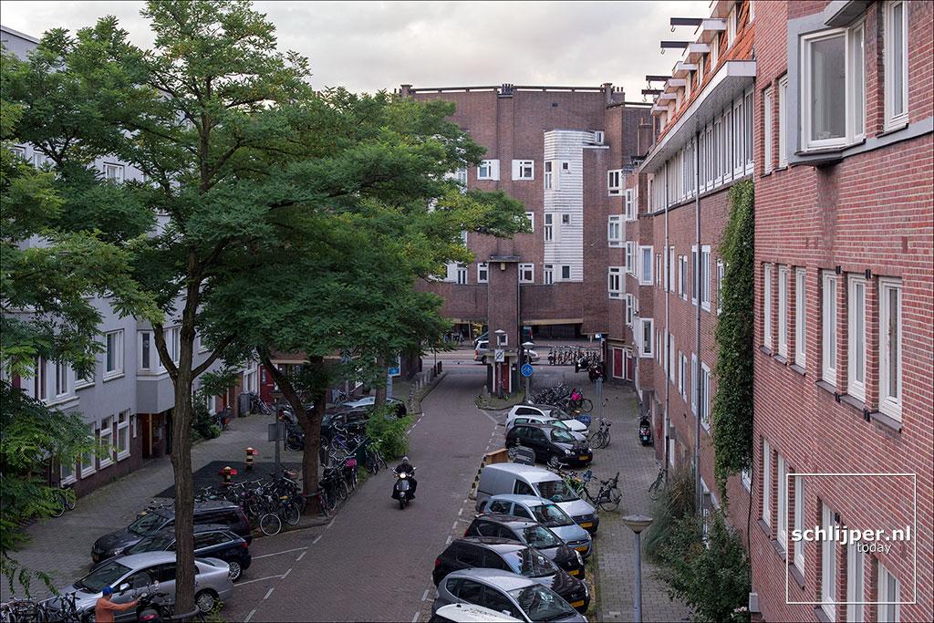 Nederland, Amsterdam, 20 augustus 2017