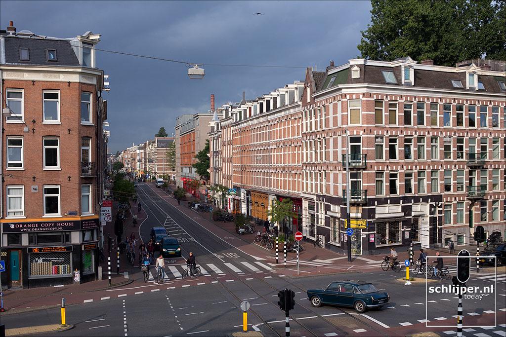 Nederland, Amsterdam, 21 augustus 2017