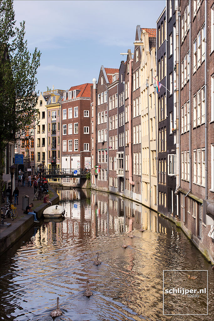 Nederland, Amsterdam, 22 augustus 2017