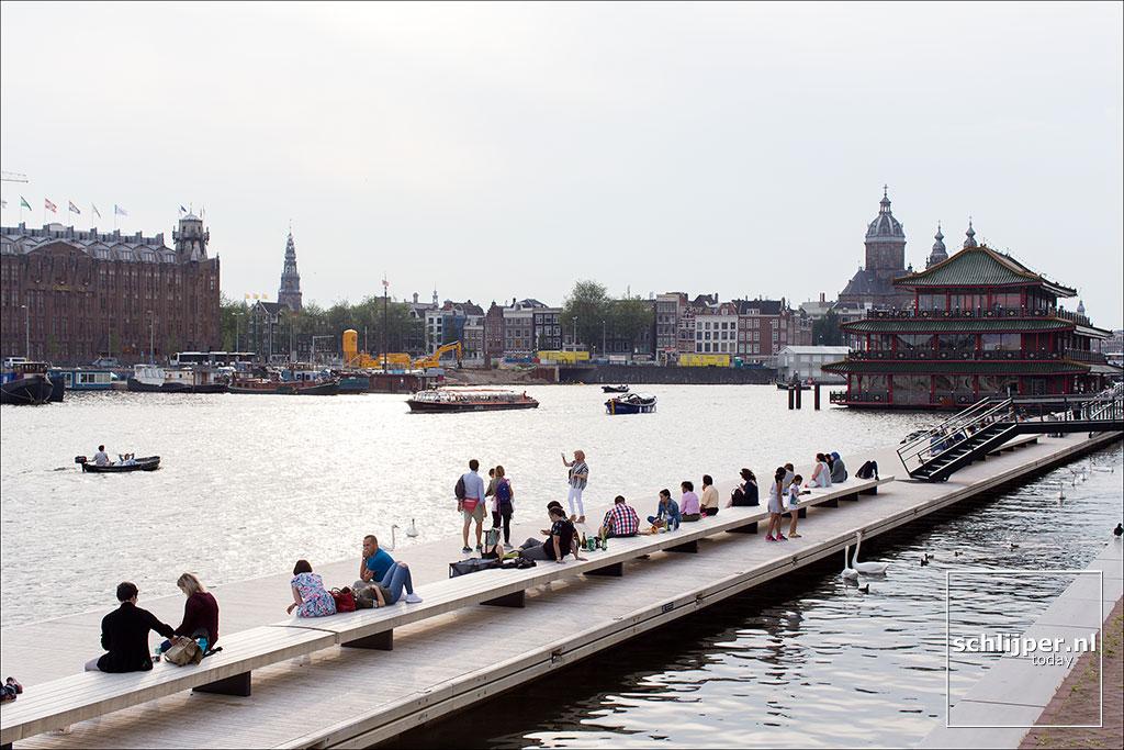 Nederland, Amsterdam, 23 augustus 2017