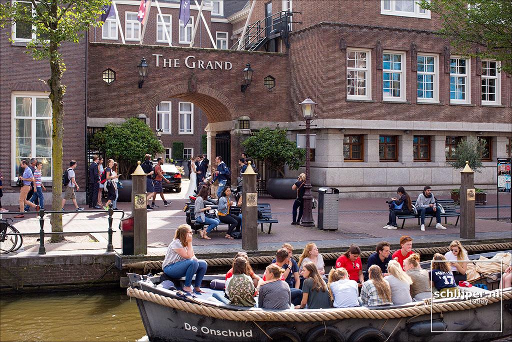Nederland, Amsterdam, 24 augustus 2017
