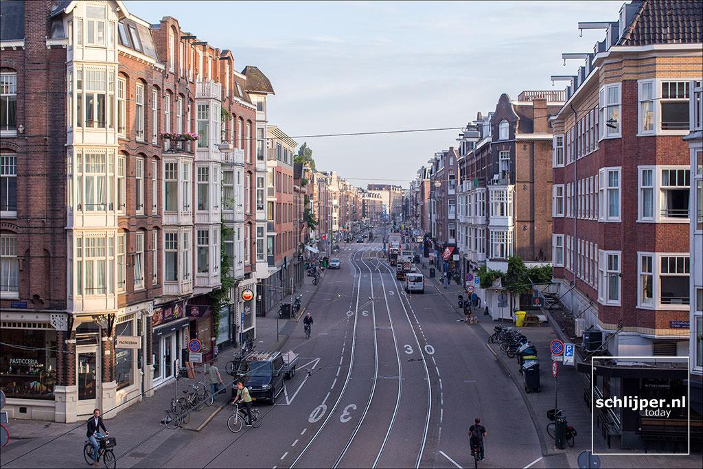 Nederland, Amsterdam, 25 augustus 2017