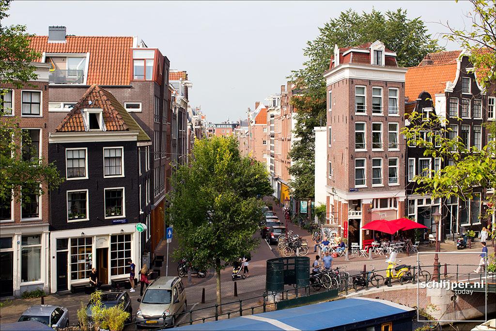 Nederland, Amsterdam, 26 augustus 2017