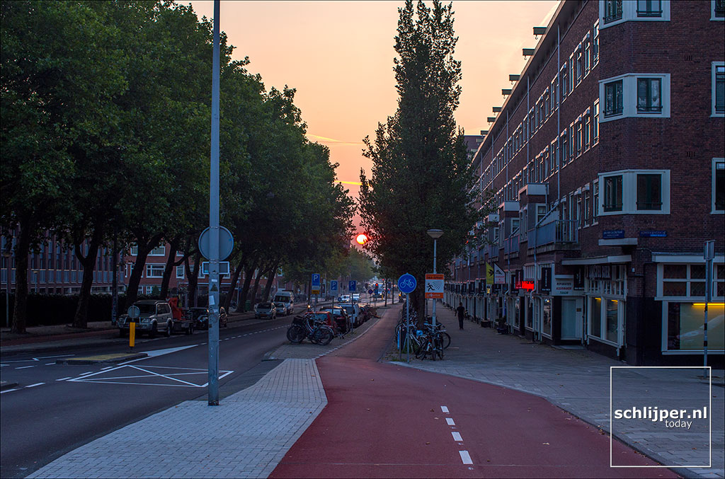 Nederland, Amsterdam, 29 augustus 2017