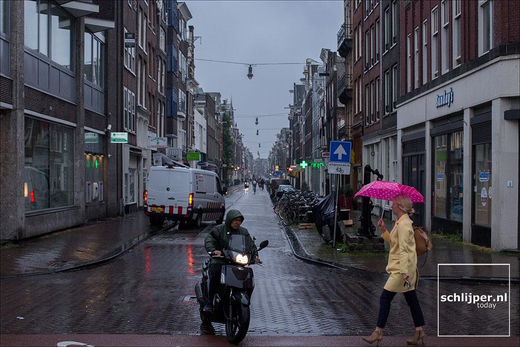Nederland, Amsterdam, 30 augustus 2017