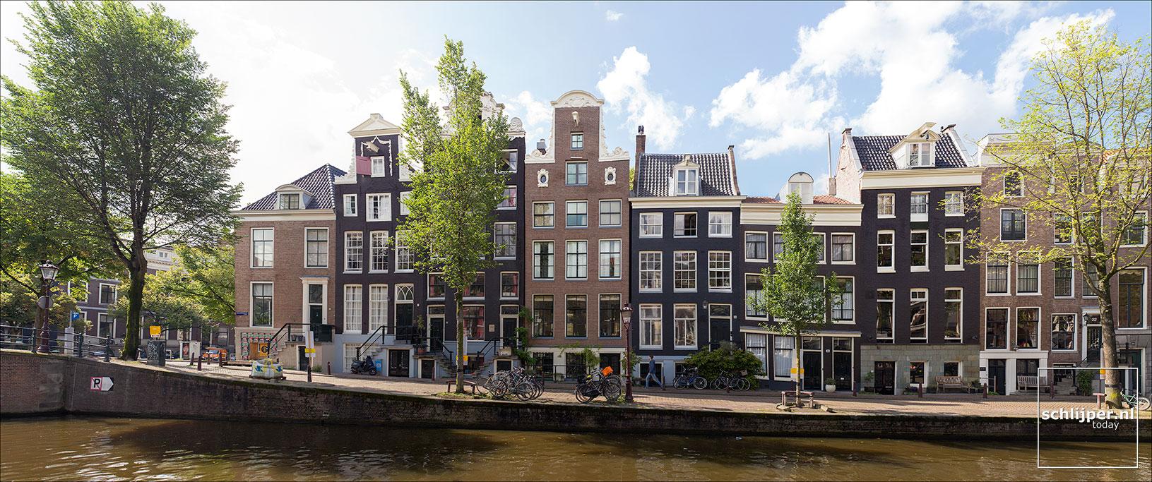Nederland, Amsterdam, 31 augustus 2017