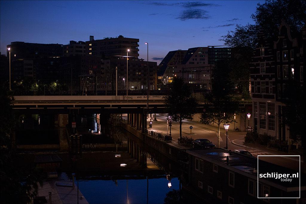 Nederland, Amsterdam, 1 september 2017