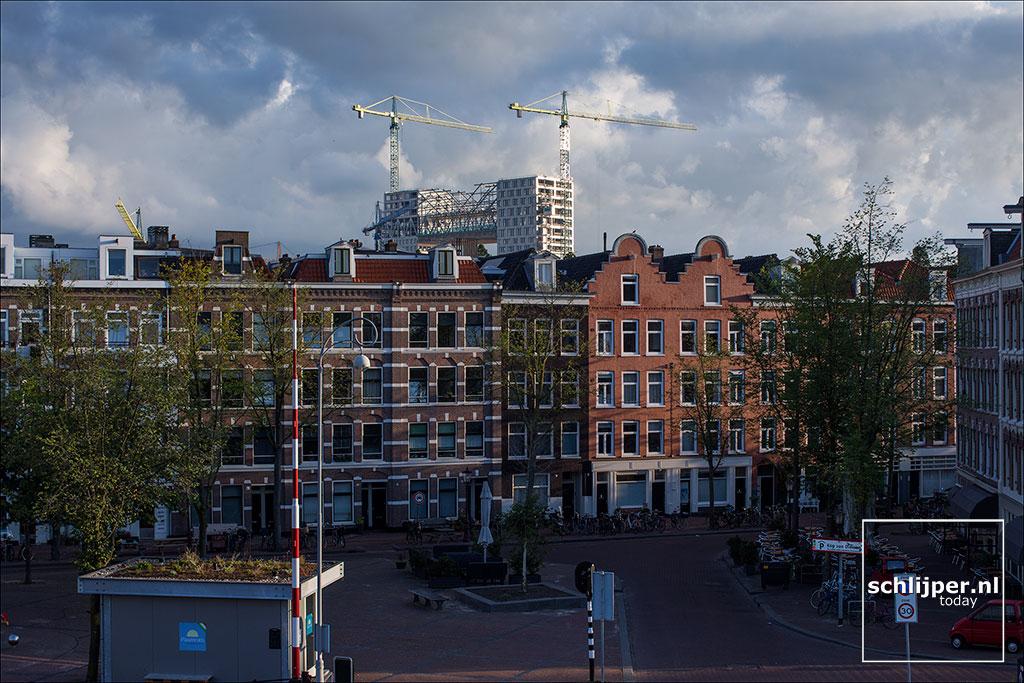 Nederland, Amsterdam, 2 september 2017