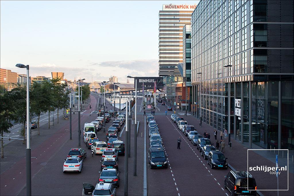 Nederland, Amsterdam, 3 september 2017