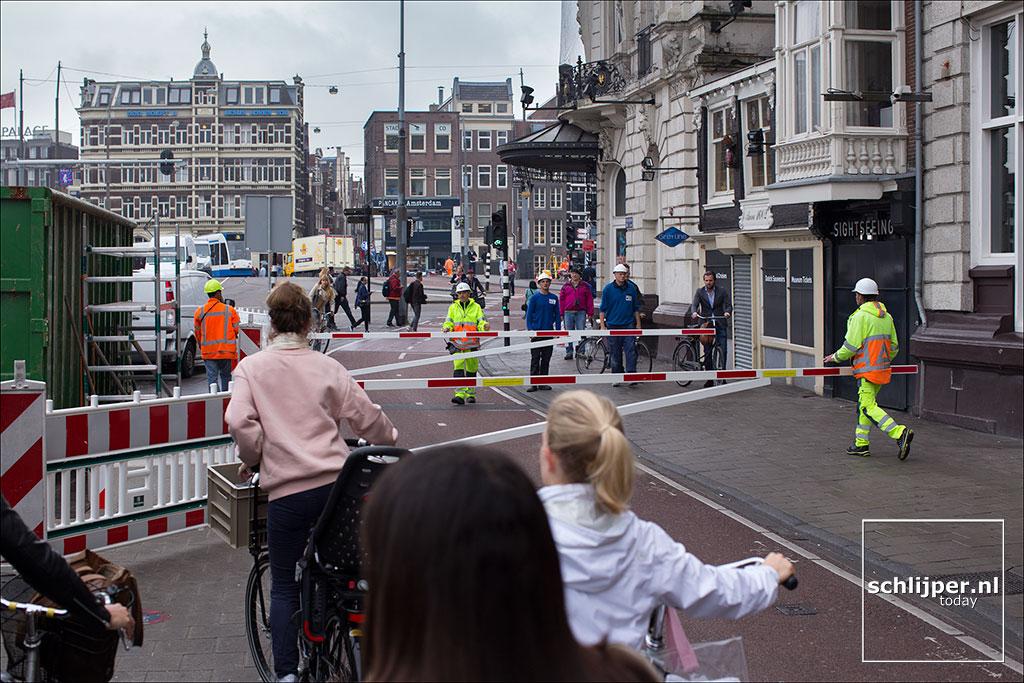 Nederland, Amsterdam, 5 september 2017