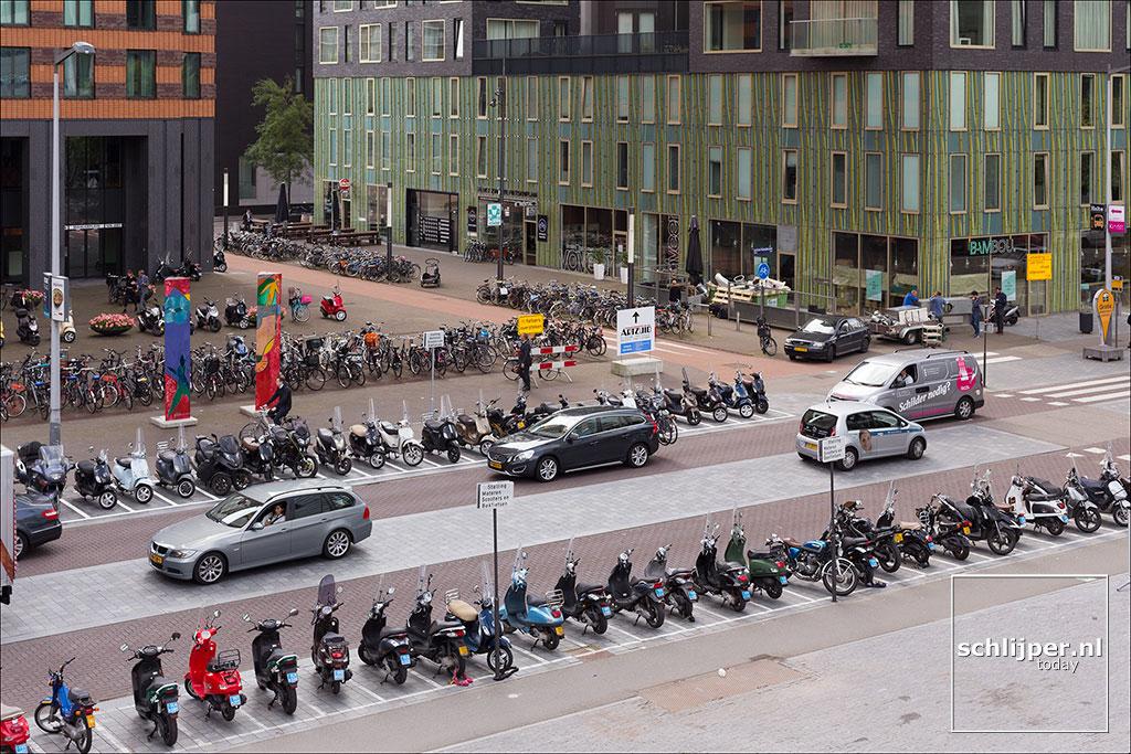 Nederland, Amsterdam, 7 september 2017