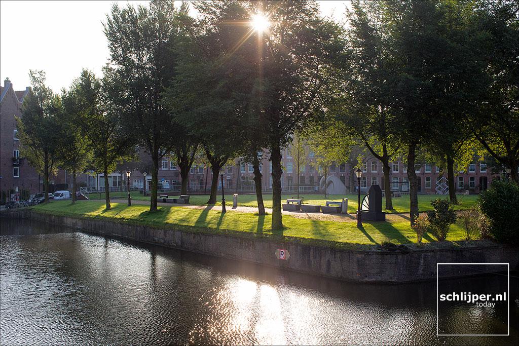 Nederland, Amsterdam, 10 september 2017