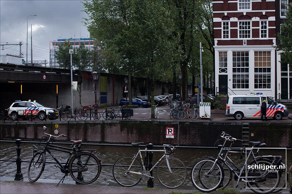 Nederland, Amsterdam, 13 september 2017