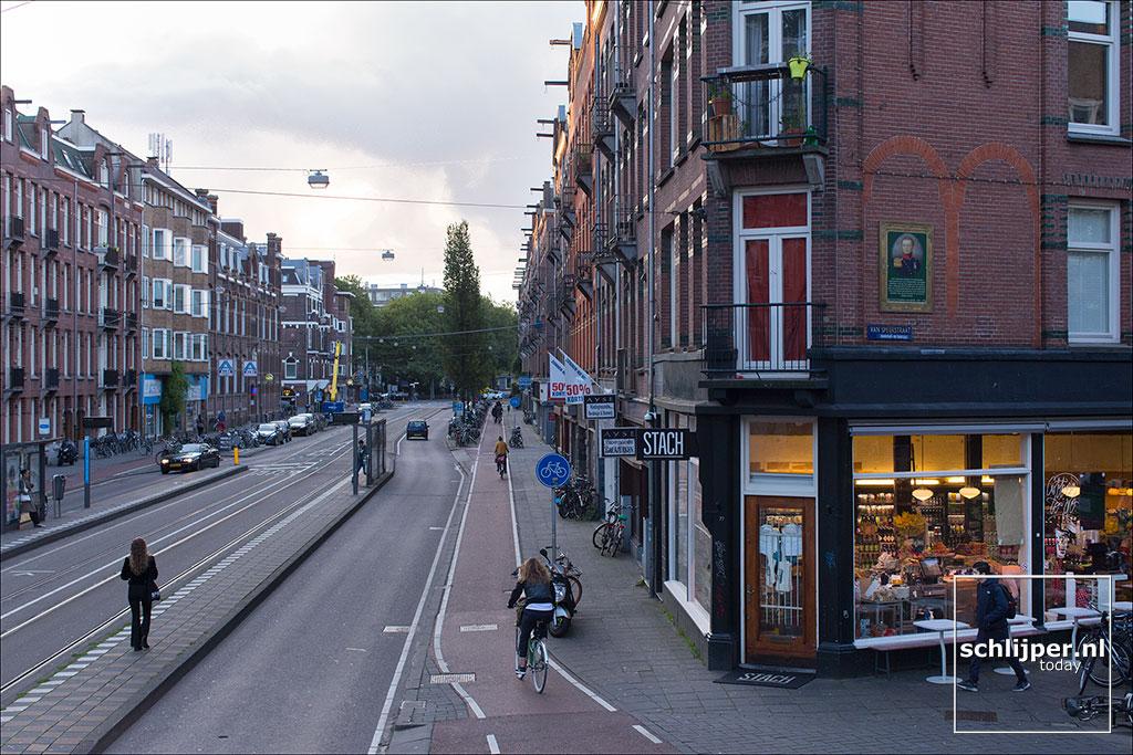Nederland, Amsterdam, 14 september 2017