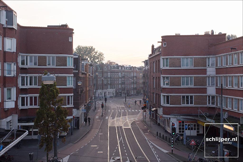 Nederland, Amsterdam, 17 september 2017