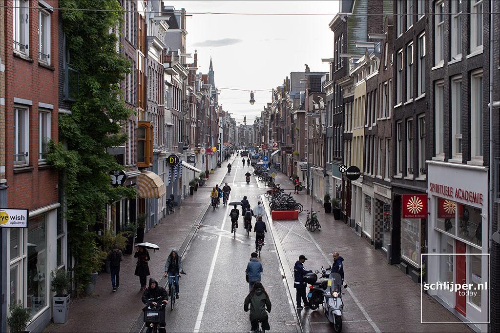 Nederland, Amsterdam, 18 september 2017
