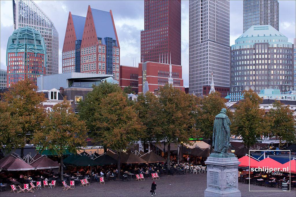 Nederland, Den Haag, 19 september 2017