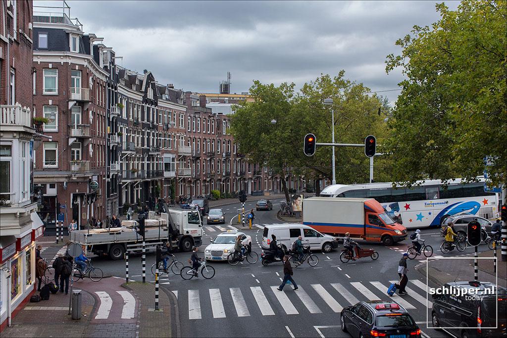 Nederland, Amsterdam, 20 september 2017