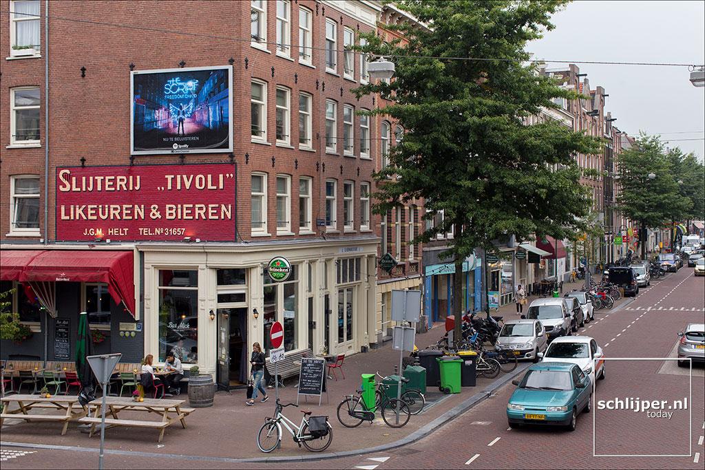 Nederland, Amsterdam, 22 september 2017