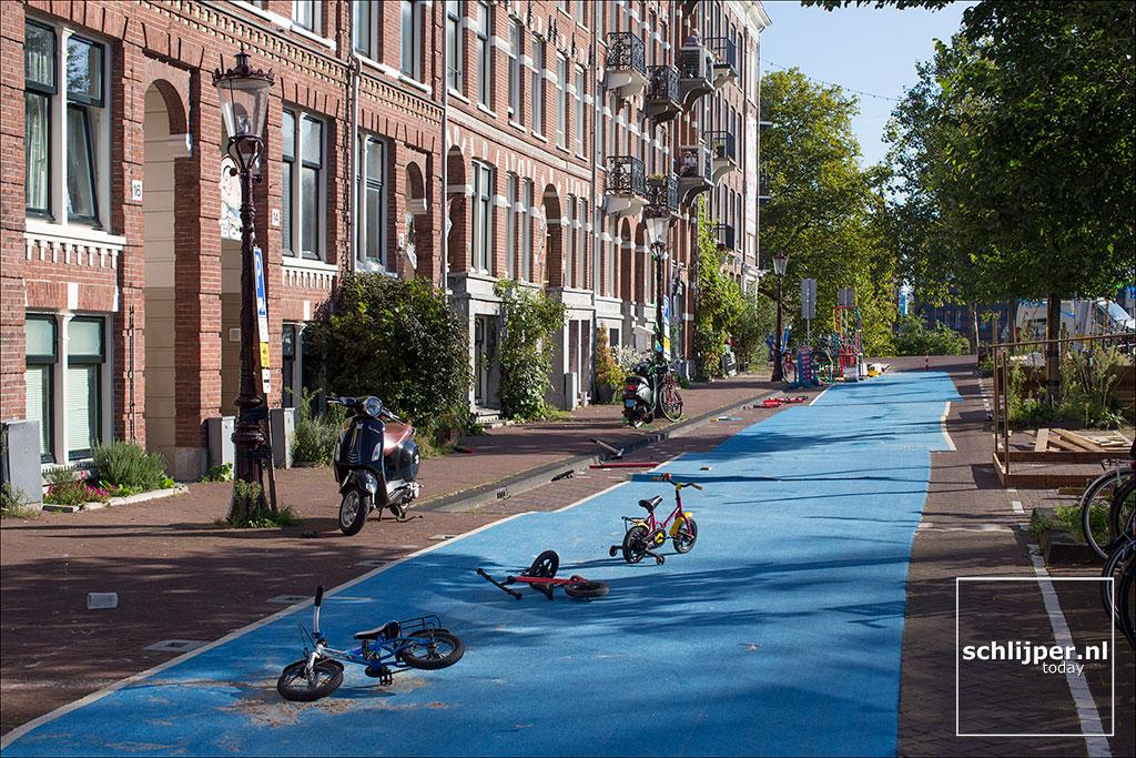Nederland, Amsterdam, 23 september 2017