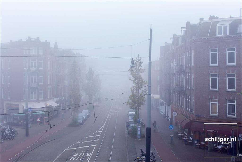Nederland, Amsterdam, 24 september 2017