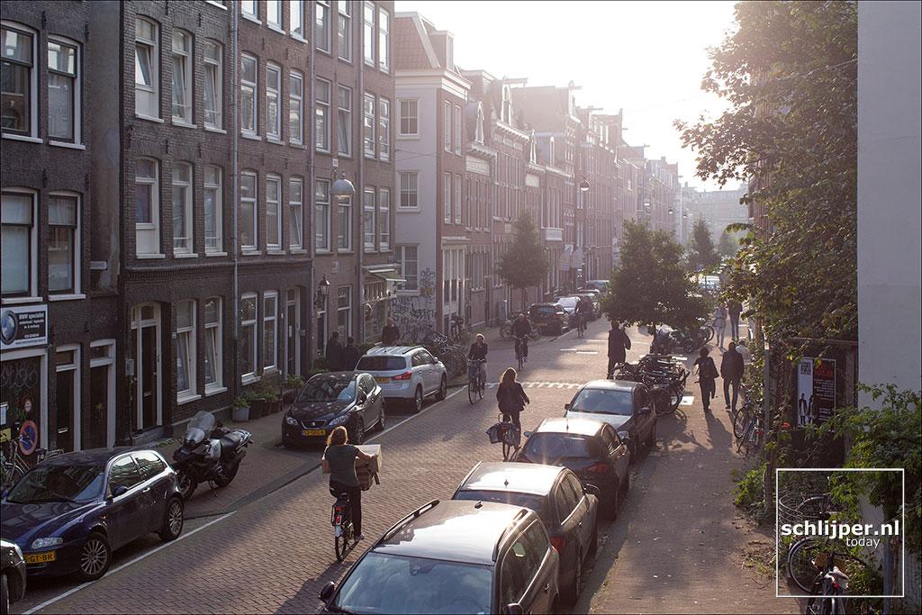 Nederland, Amsterdam, 25 september 2017
