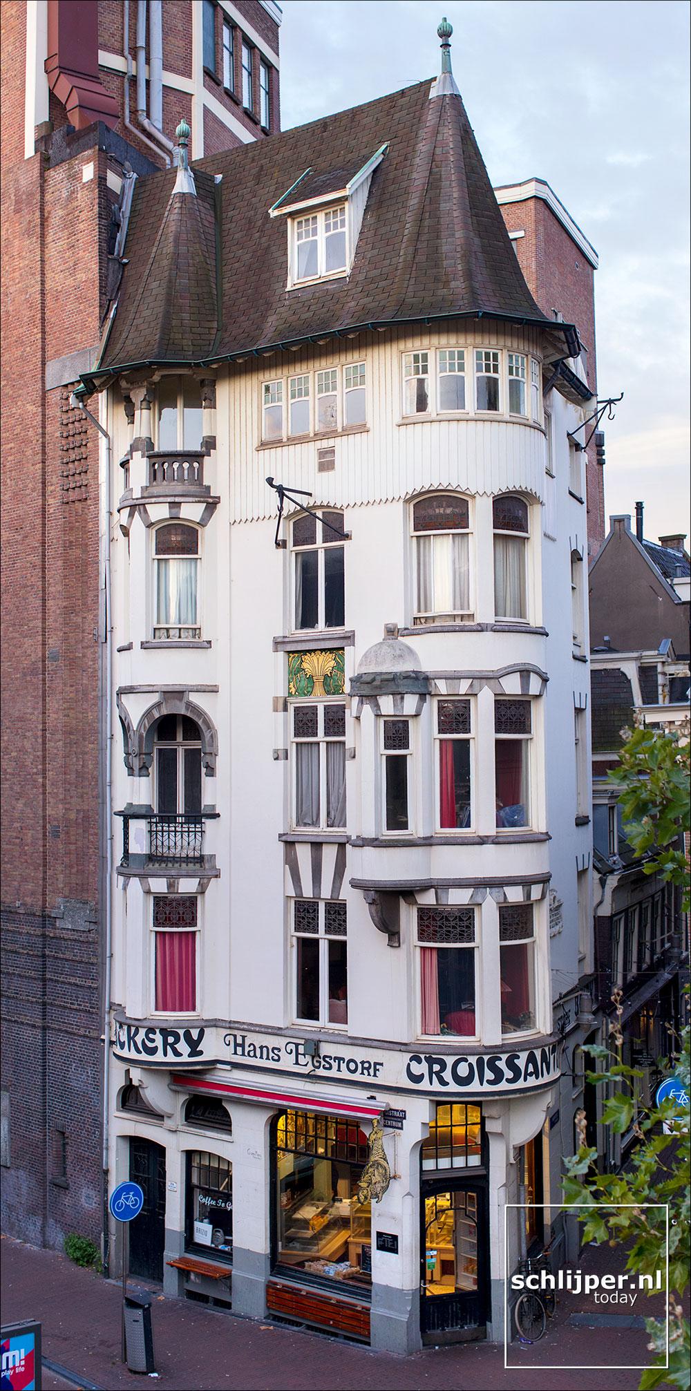 Nederland, Amsterdam, 1 oktober 2017
