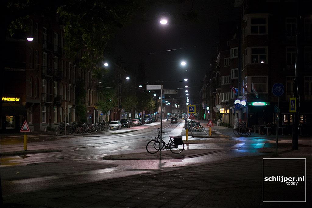 Nederland, Amsterdam, 2 oktober 2017