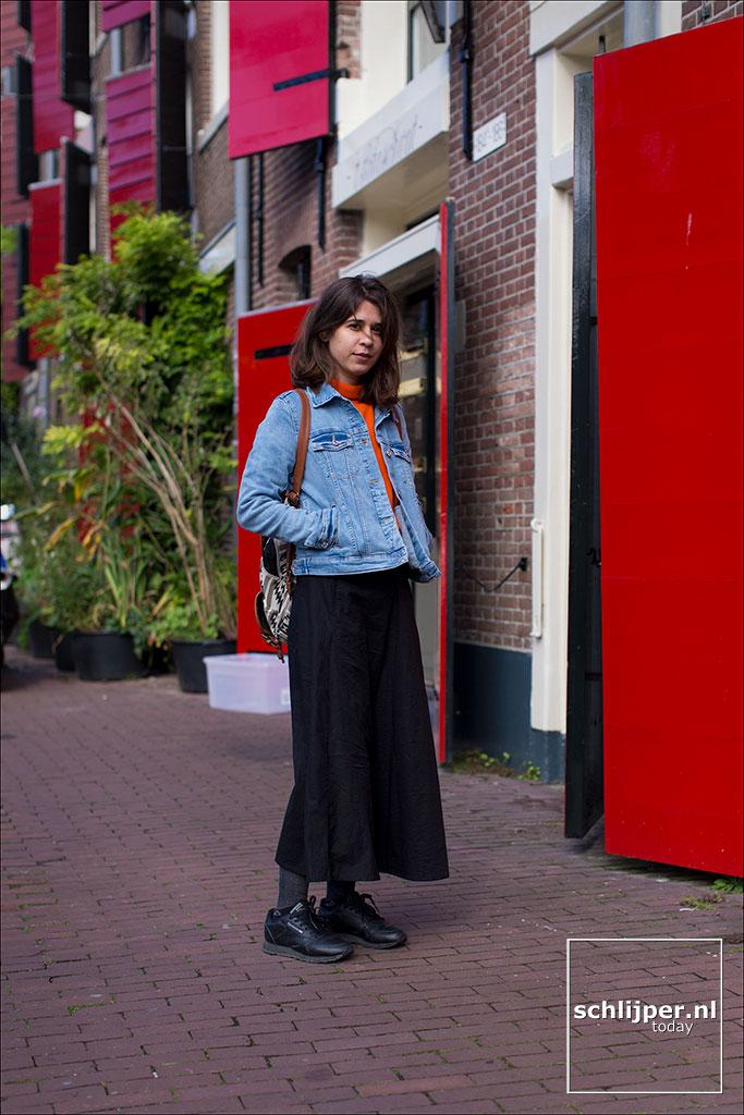 Nederland, Amsterdam, 3 oktober 2017
