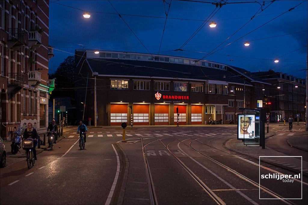 Nederland, Amsterdam, 4 oktober 2017