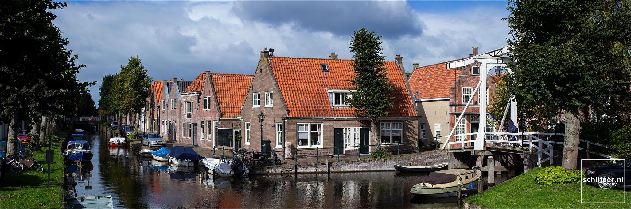 Nederland, Monnickendam, 5 oktober 2017