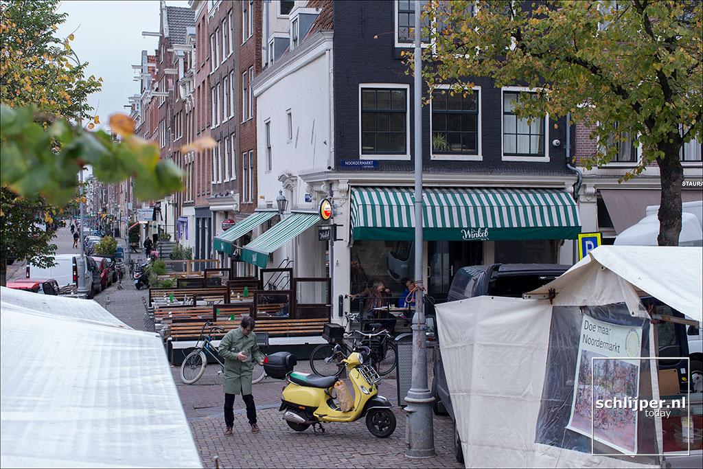 Nederland, Amsterdam, 7 oktober 2017