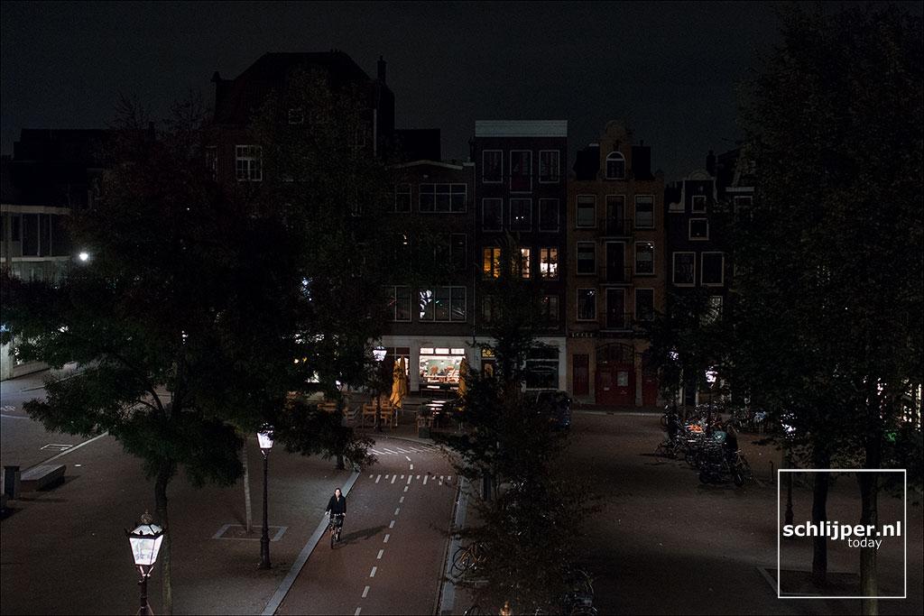 Nederland, Amsterdam, 9 oktober 2017