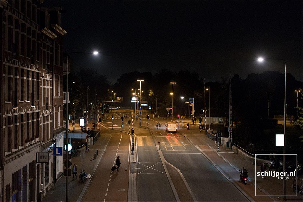 Nederland, Amsterdam, 09 oktober 2017